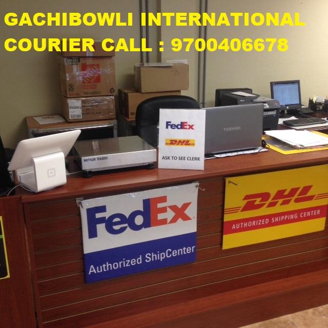 Gachibowli International Courier Services