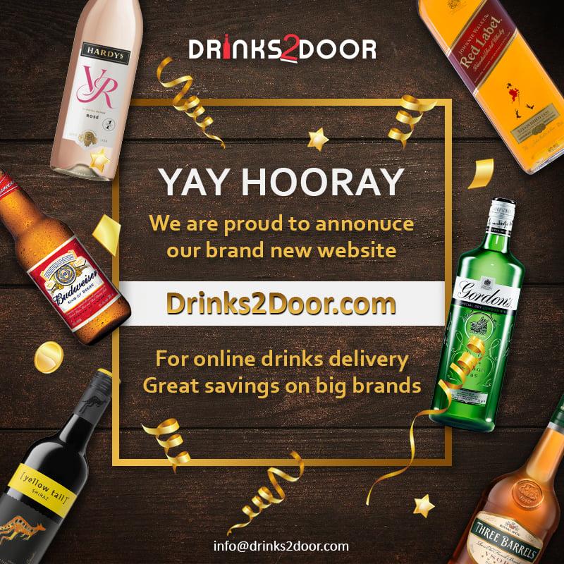 Drinks2Door