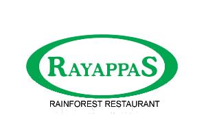 Sri Rayappas Resturant R.S. Puram