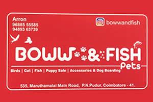 Boww & Fish Pets Shop