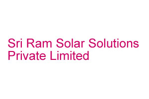 Sri Ram Solar Solutions Private Limited