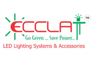 Ecclat LED Hi-Tech Solar Appliances