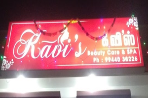 Kavi s Beauty Care And Spa