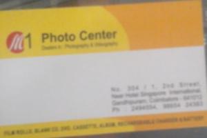 M1 Photo Center