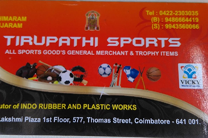 Tirupathi Sports
