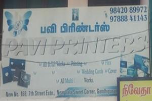 Pavi Printers
