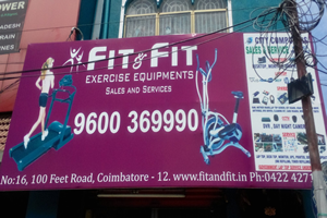 Fit And Fit