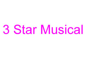 3 Star Musical