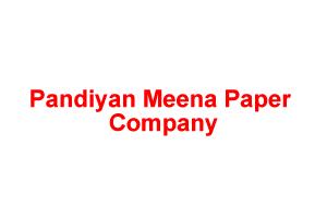Pandiyan Meena Paper Company