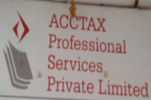 ACCTAX Professional Services Private Limited