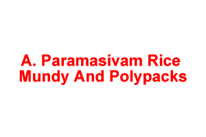 A. Paramasivam Rice Mundy And Polypacks