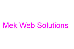 Mek Web Solutions