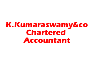 K.Kumaraswamy&co, Chartered Accountant