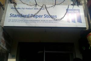 Standard Paper Storess