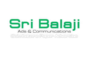 SRI BALAJI ADS & COMMUNICATIONS