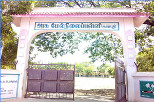 Government Higher Secondary School Ganapathy