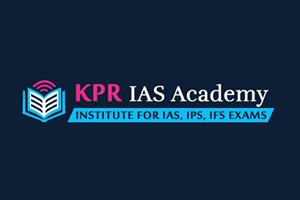 KPR IAS Academy