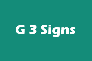 G3signs
