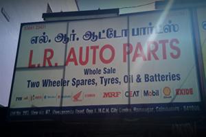 L.R Auto parts