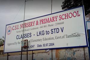 C.S.I. Nursery & Primary School