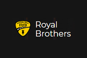 Royal Brothers Bike rental company