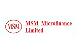 MSM MICRO FINANCE