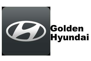 Golden Hyundai