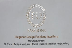 ED Fashion Gold Covering Jewellery