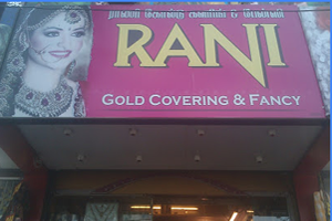 RANI GOLD COVERING FANCY & GIFT