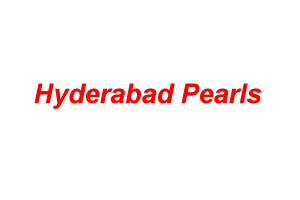 Hyderabad Pearls