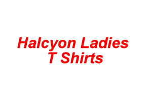 Halcyon Ladies T Shirts