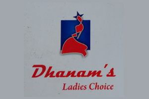 Dhanam s ladies choice