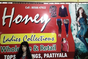 Honey Ladies Collection