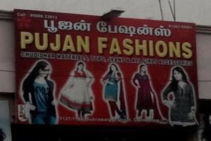 Pujan Fashion