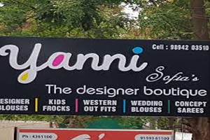 yanni Sofia s The designer Boutique