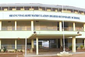 Sri GVG Visalakshmi Matriculation Higher Secondary School
