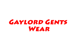 Gaylord Gents Wear