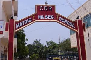 CRR Matriculation Higher Secondary School