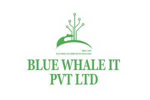 Blue Whale IT PVT LTD Gandhipuram
