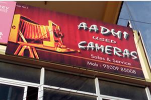 Aadhi Used Cameras