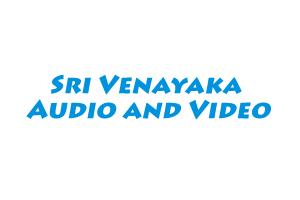 Sri Venayaka Audio and Video