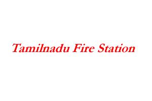Tamilnadu Fire Station Office