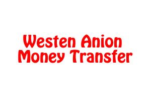 Westen Anion Money Transfer
