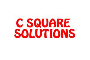 C SQUARE SOLUTIONS
