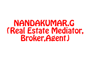 NANDAKUMAR.G (Real Estate Mediator,Broker,Agent)
