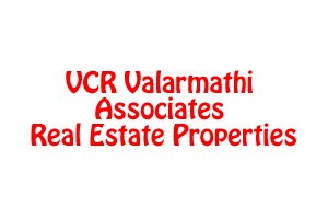 VCR Valarmathi Associates Real Estate Properties