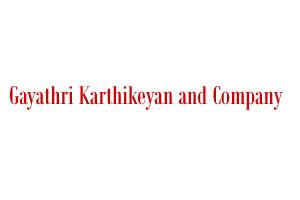 Gayathri Karthikeyan and Company