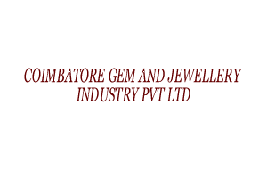 COIMBATORE GEM AND JEWELLERY INDUSTRY PVT LTD