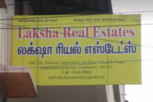 Laksha Real Estates