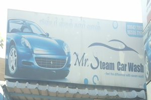 Mr.Steam Car Wash